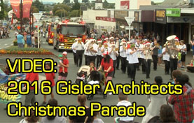 Click to watch the Christmas Parade video