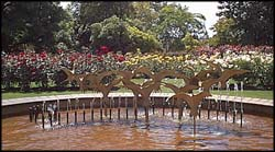 History During The Waikato Wars Of 1864 Grounds Were Site A Military Conulary Rose Gardens